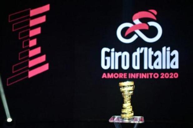 Tour d'Italie: Une arrivée au sommet supplémentaire