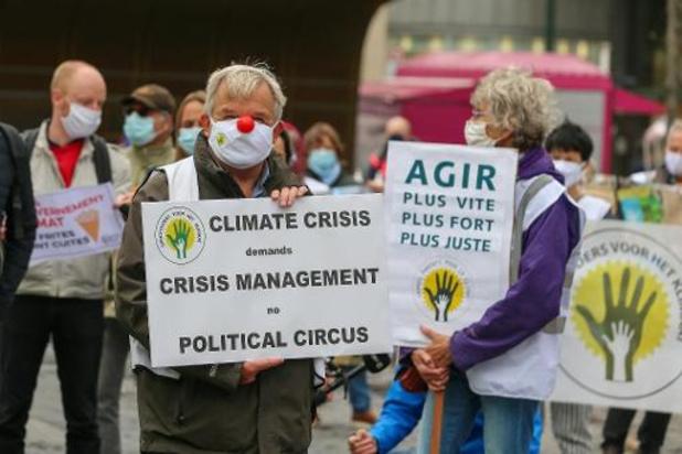 Le changement climatique, plus grave problème mondial aux yeux des Européens