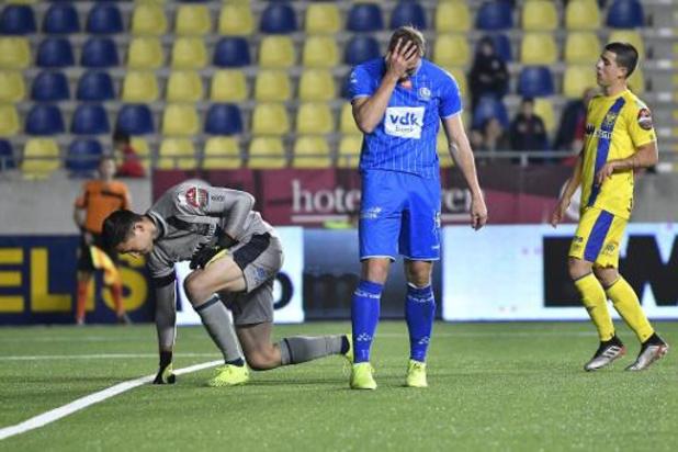 Jupiler Pro League - STVV en AA Gent verwennen fans niet met brilscore