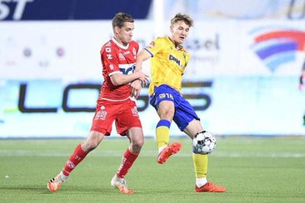 Jupiler Pro League - Nul blanc entre Saint-Trond et Courtrai
