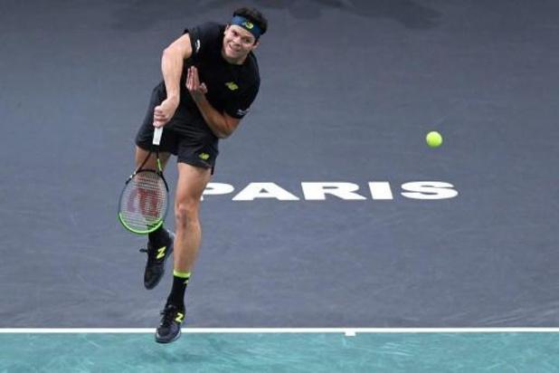 Blessé au dos, Milos Raonic fait une croix sur la phase finale de la Coupe Davis