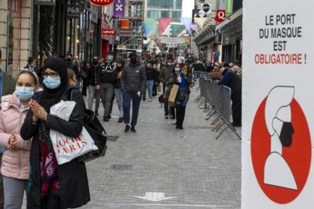 Les commerçants ne veulent pas d'un report des soldes