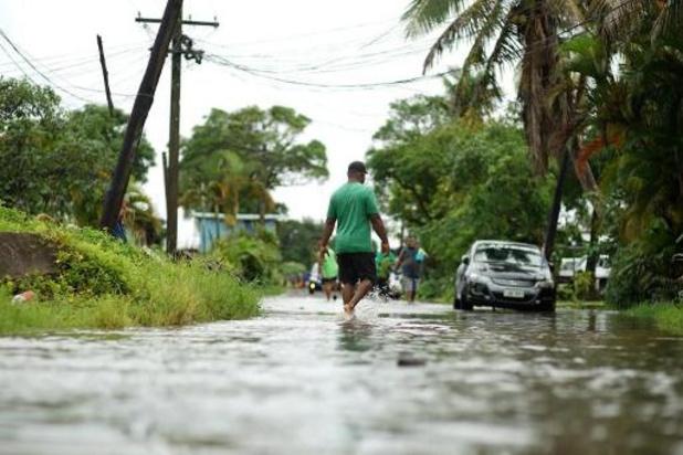 Vier doden door cycloon Yasa op Fiji