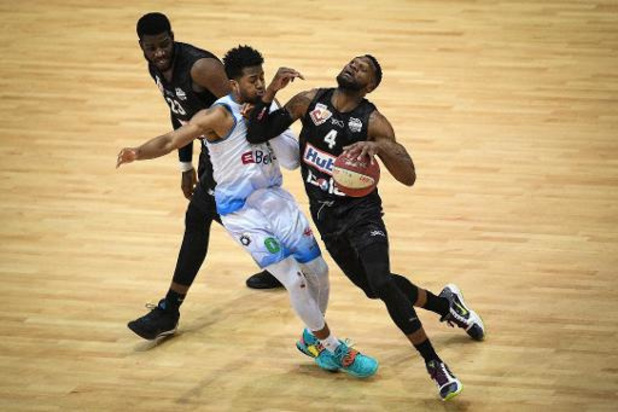 EuroMillions Basket League - Bergen zet Limburg United opzij in topper, Brussels vernedert Luik
