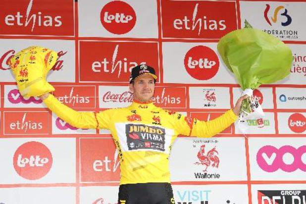 """Tour de Wallonie - Dylan Groenewegen: """"J'ai félicité Fabio pour sa victoire"""""""