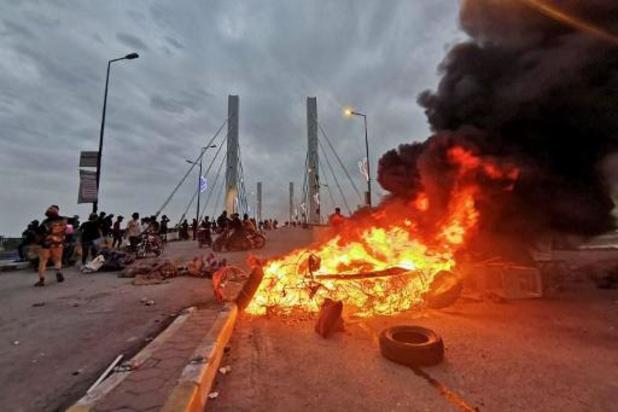 Drie doden bij protesten in zuiden van Irak