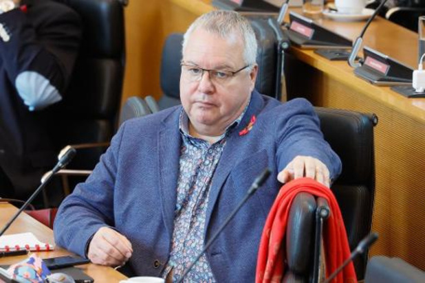 Au parlement wallon, la résolution du PTB en faveur des forains recalée par la majorité