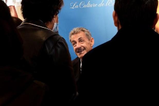 """Condamné dans l'affaire Bygmalion, Sarkozy affirme que """"les gens ne sont dupes de rien"""""""