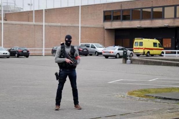 Gijzeling in gevangenis van Brugge