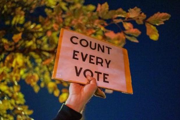 """L'élection américaine illustre les """"lacunes évidentes"""" du système électoral"""
