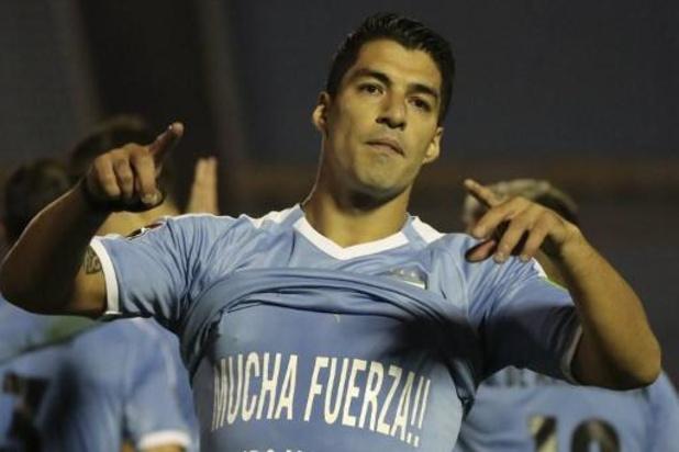 """""""Ik heb gehuild"""", zegt Suarez over gedwongen vertrek bij Barcelona"""
