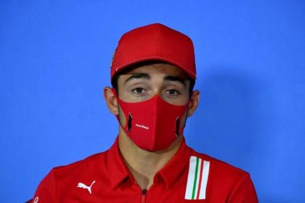 Charles Leclerc en Max Verstappen zullen niet knielen voor GP van Oostenrijk