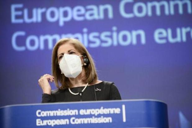 L'UE continue d'exporter des vaccins, pas de nouveau refus