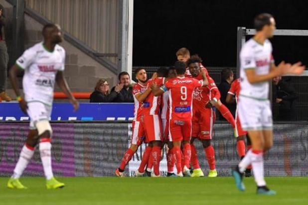 Jupiler Pro League - Gent klopt Kortrijk, Eupen wint degradatieduel in Brugge, draw bij Moeskroen-Zulte Waregem
