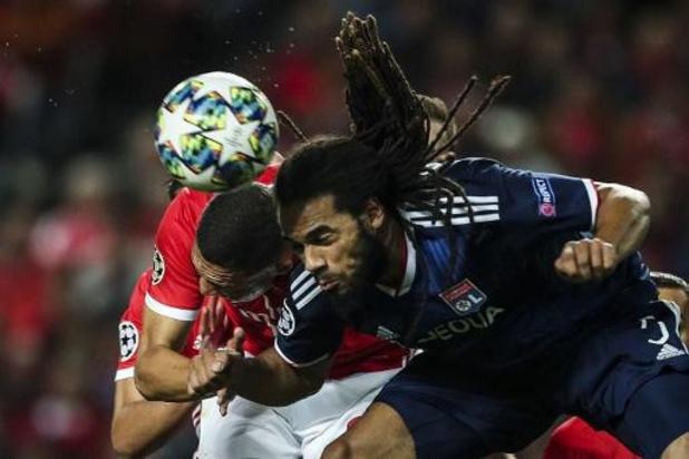 Belgen in het buitenland - Assistgever Denayer en Lyon beëindigen zwarte reeks tegen Metz
