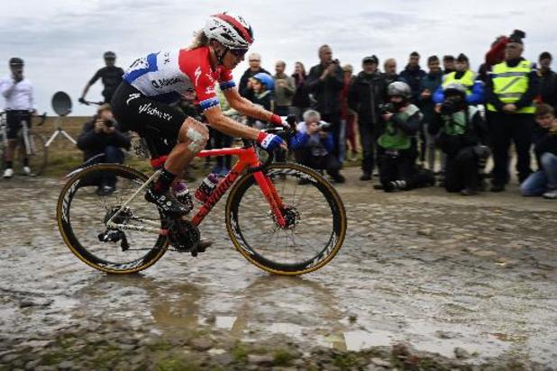 La Néerlandaise Amy Pieters gagne la 2e étape, la Française Clara Copponi nouveau leader