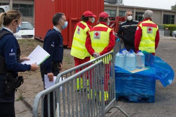 La Croix-Rouge installera son futur QG à Namur en 2023