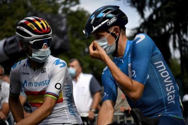 Movistar rekent in Vuelta op Tourtrio Mas, Soler en Valverde
