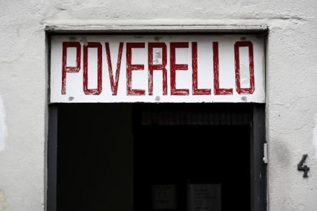 Leerlingen van VTI in Leuven koken voor armoedeorganisatie Poverello