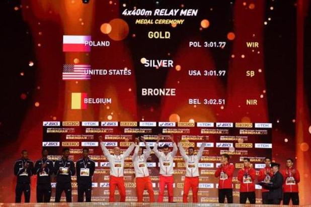 World Athletics maakt nieuwe datum WK indooratletiek bekend