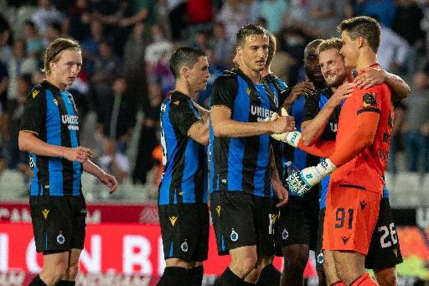 Nieuw seizoen start vrijdag, Club Brugge is opnieuw favoriet voor de titel