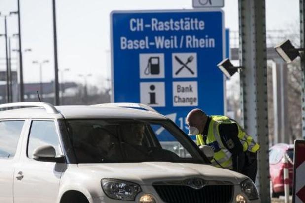 Europese Commissie niet opgezet met grenscontroles, maar trekt coördinatie naar zich toe