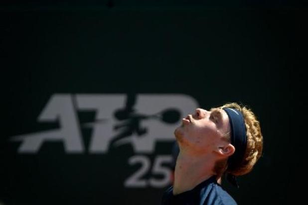 Roland-Garros - Canadees Denis Shapovalov geeft forfait voor Roland-Garros