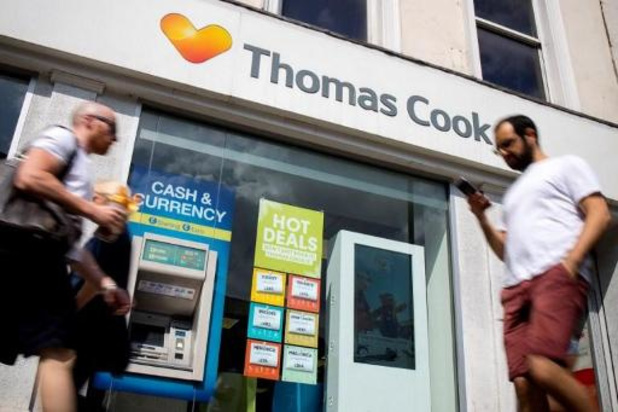 Thomas Cook legt boeken neer: wereldwijde repatriëringsoperatie van toeristen van start