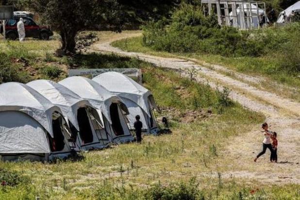 Griekenland verlengt lockdown van vluchtelingenkampen opnieuw, nu tot 7 juni