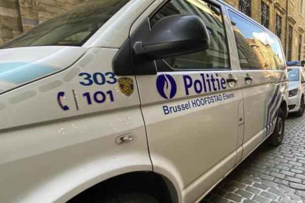 Politie legt studentenfeest in Brussels hotel stil