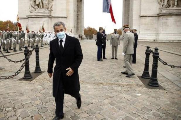 """France: Nicolas Sarkozy, """"animé d'une colère froide"""", contre-attaque à la télévision"""
