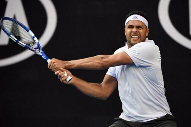 Jo-Wilfried Tsonga renonce à l'Open d'Australie
