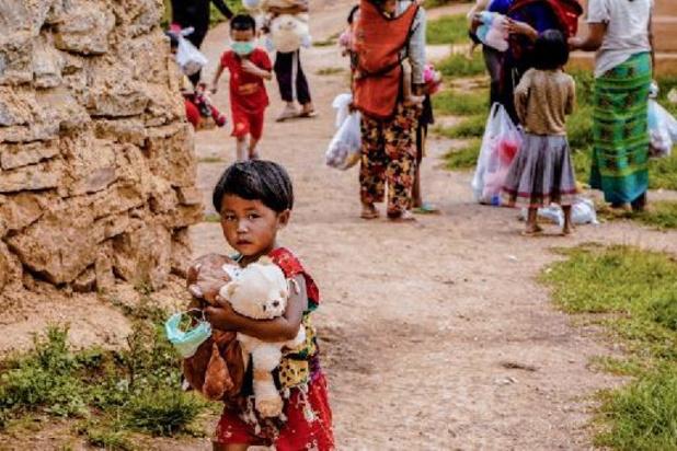 Trois millions de Birmans ont besoin d'aide humanitaire