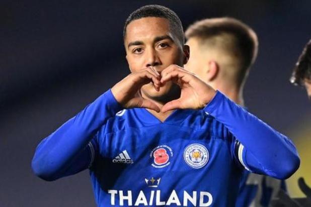 Les Belges à l'étranger - Auteur d'un doublé à Leeds, Tielemans lance Leicester vers la deuxième place