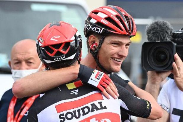 """Van Moer wint na desillusie in Ronde van Limburg: """"Wilde tonen dat ik het kan afmaken"""""""