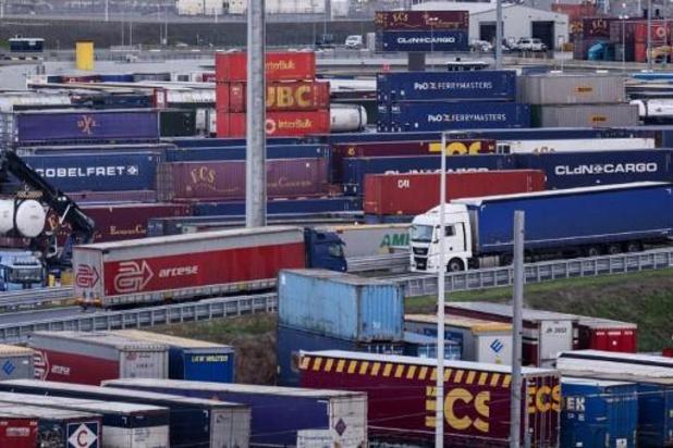Le port de Zeebrugge met en place une voie Brexit pour éviter les bouchons