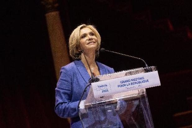 France: Valérie Pécresse (ex-LR) l'emporte en Ile-de-France, selon les estimations