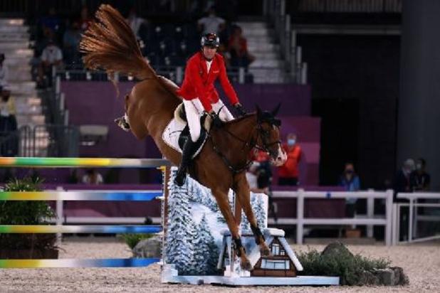 L'Allemand Andre Thieme champion d'Europe d'équitation, Nicola Philippaerts 5e, Pieter Devos 6e