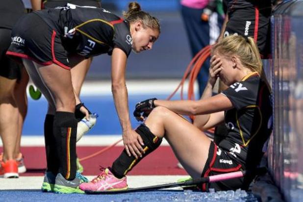 Niels Thijssen entend qualifier les Red Panthers sans Jill Boon et Emilie Sinia