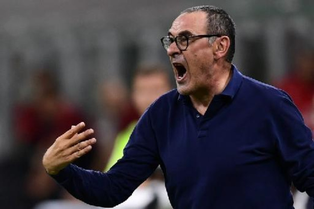 Maurizio Sarri officiellement nommé entraineur de la Lazio Rome