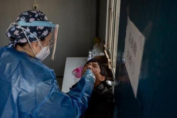 China richt gigantisch quarantainecentrum op