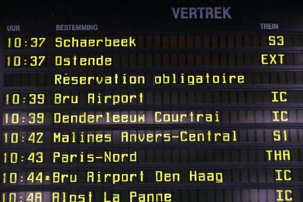 Environ 750 réservations pour les trains Côte Express sur l'ensemble du week-end