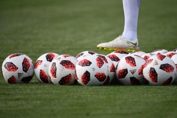 La Pro League veut tester tous les footballeurs d'ici le 1er juillet