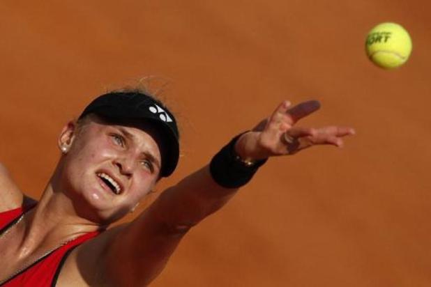 """Yastremska, privée d'Open d'Australie pour dopage, """"déçue"""" mais """"déterminée"""" à prouver son innocence"""