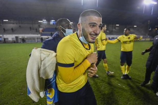 1B Pro League - Leider Union wint dankzij laat doelpunt van Lommel