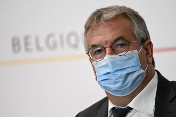 """À la veille du CNS, Jeholet dénonce la """"cacophonie"""" des experts sanitaires"""