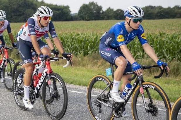 L'Américain Colin Joyce vainqueur de la quatrième étape du Tour du Danemark, Evenepoel reste leader du général