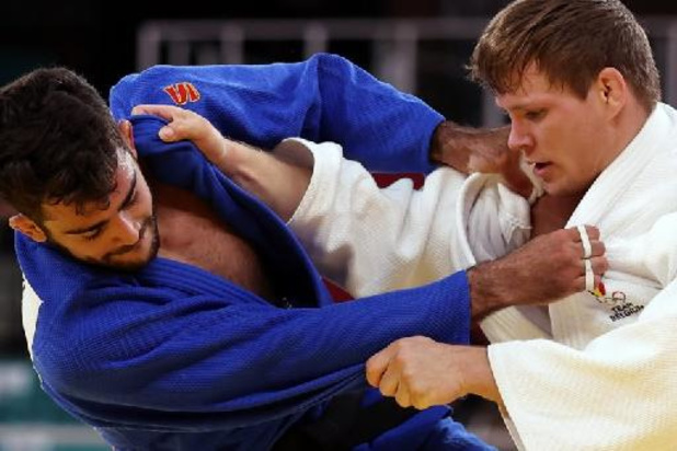 OS 2020 - Judoka Matthias Casse naar achtste finales -81 kilogram