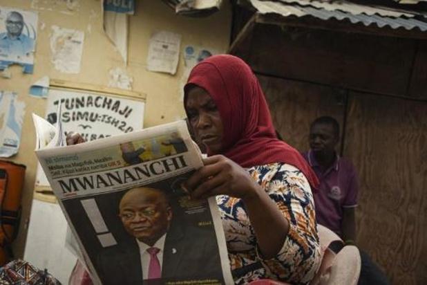 La Tanzanie en deuil après le décès du président John Magufuli