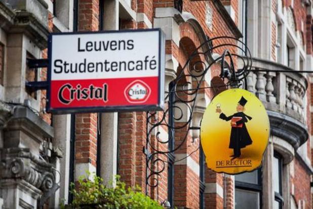 Leuvense weekendavond rustig verlopen, twee studentenfeestjes opgedoekt
